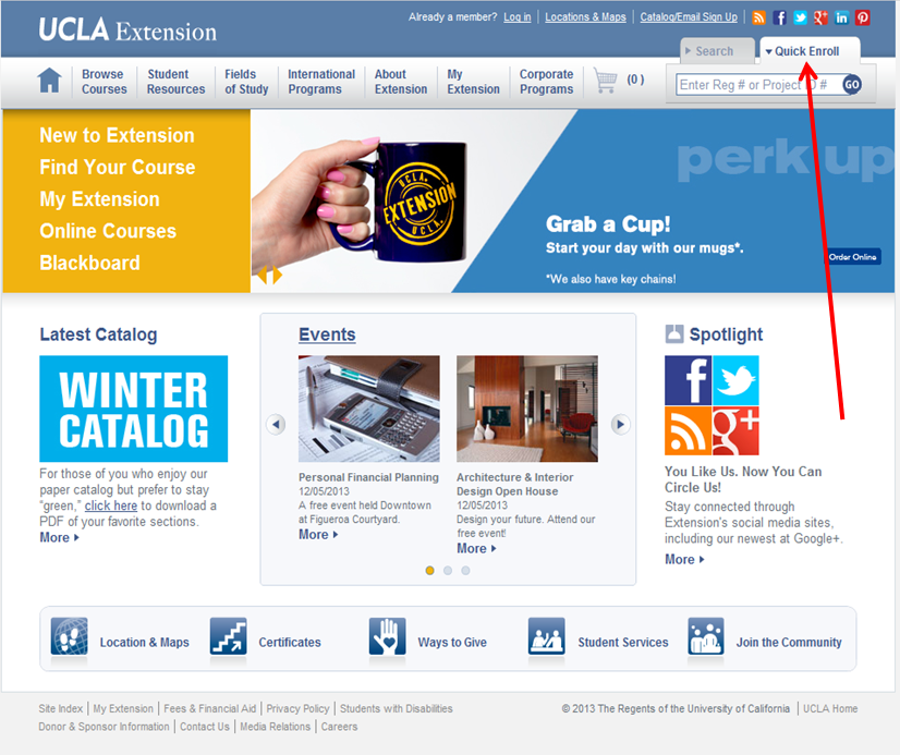 ucla extension certificate programs ucla canvas » Free Professional ...
