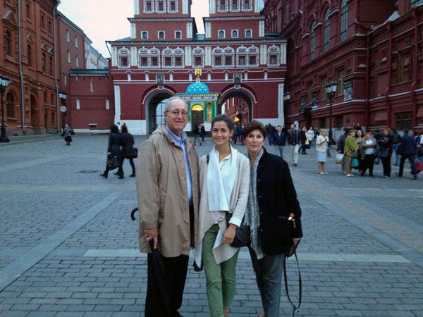 Leonard Blum Russia 1